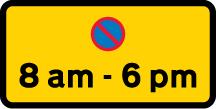 no waiting 8am - 6pm